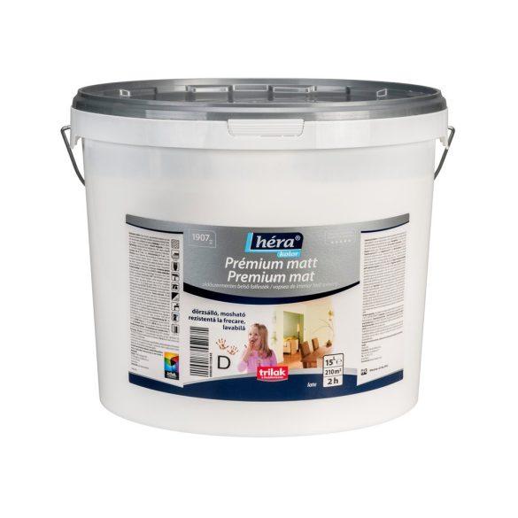 Trilak Héra Kolor prémium matt oldószermentes belső falfesték - PPG1119-6 - 1 l