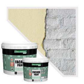 Trilak Thermotek Quick Rain Resistant homlokzatfesték - színes
