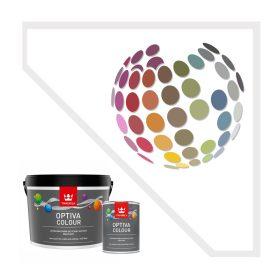 Tikkurila Optiva Colour - színrekevert diszperziós falfesték