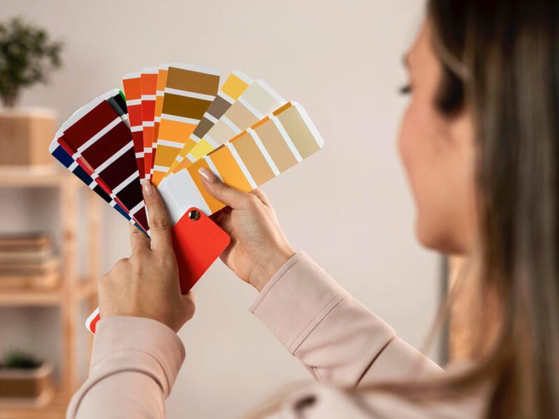 Hogyan válasszuk ki otthonunk színeit? - II. rész