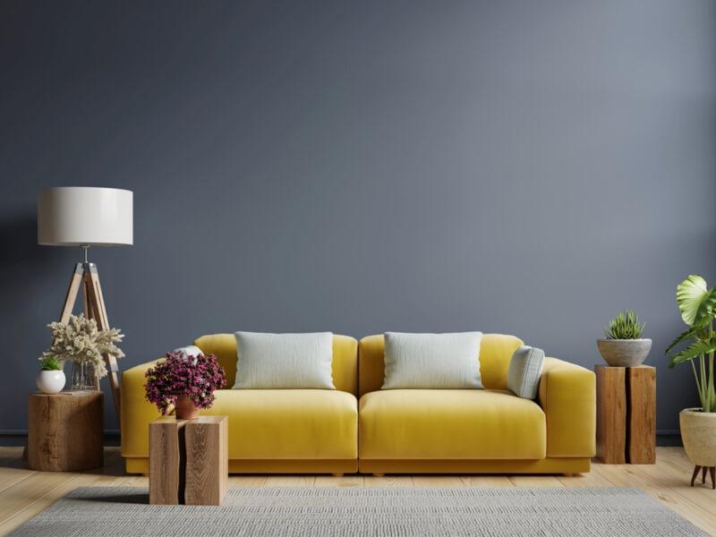 Falszín trendek lakberendezési tippekkel - I. rész